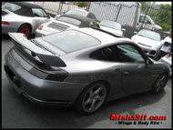 GT2M on seal gray