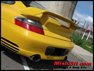 gt2 full decklid on yellow