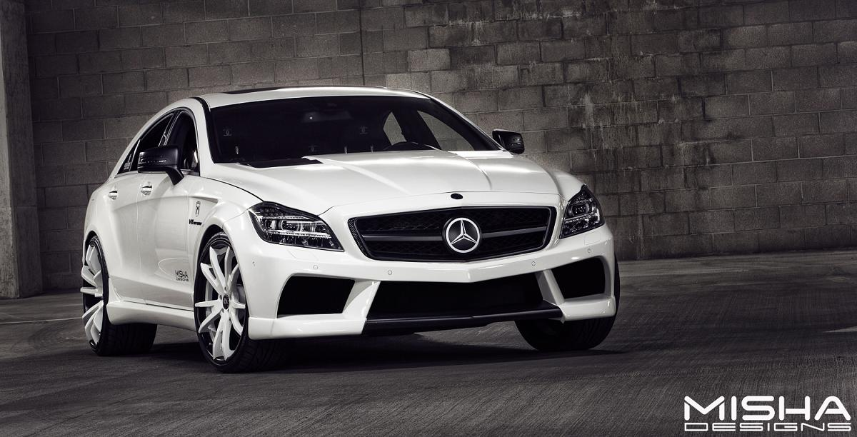 Misha Designs Cls Body Kit On Custom Couture Cls 63 Amg Mbworld Org Forums